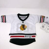 Reebok NHL Baby Chicago Blackhawks Patrick Kane #88 Size Infant Jersey White