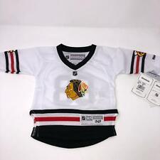 Reebok NHL Baby Chicago Blackhawks Patrick Kane #88 Size Infant Jersey White