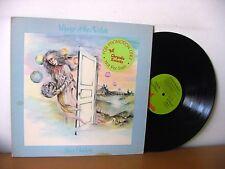 "GENESIS solo STEVE HACKETT ""Voyage Of The Acolyte"" PROMO LP (CHRYSALIS CHR 1112)"