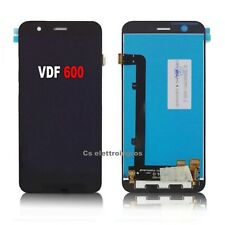 DISPLAY LCD + TOUCH SCREEN VODAFONE SMART PRIME 7 VDF600 VDF 600 VF600 Nero