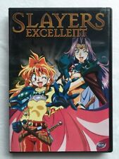 Slayers - Excellent (DVD, 2004) Region 1