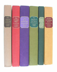 Works of Thomas Hardy in 6 Volumes: Under the Greenwood tree, The Trumpet Majo..