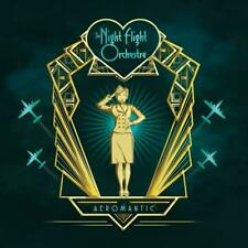 THE NIGHT FLIGHT ORCHESTRA AEROMANTIC CD (PRE-ORDER Released February 28th 2020)