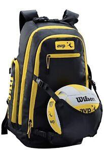AVP Backpack Beach Volleyball AVP Wilson - WTH121190