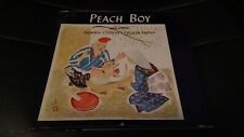 Peach Boy STATED FIRST EDITION 1958 Charles E. Tuttle Co. w/ Dust Jacket Sakade