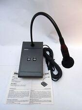 Paso B616, Amplificado Soporte de micrófono, selección de zona (6) nos