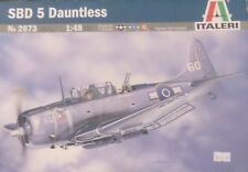 BRAND NEW-ITALERI -SBD 5 DAUNTLESS NO:2673-SCALE 1:48-24.6CMS+DECALS**FREE POST*