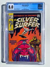 Silver Surfer #6 CGC 8.0