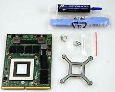 Clevo P15xSM/SMA VGA Upgrade Kit;NEW NVIDIA Quadro K5100M;8GB GDDR5; MXM 3.0b