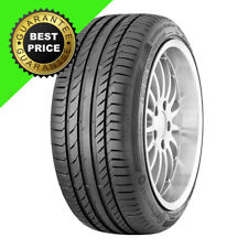 275-45-19 2754519 108Y CONTINENTAL SPORT CONTACT 5 SUV TYRES BRAND NEW