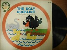 33 RPM Vinyl Simon Says The Ugly Duckling Record Guild of America M16  011315SM