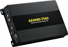 Ground Zero Bassi Mono Fase finale GZIA 1 1000DX Amplificatore Subwoofer