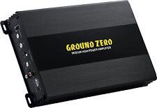 Ground Zero Bass Mono Endstufe Ground Zero GZIA 1 1000DX Subwoofer Verstärker