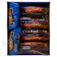 Chocolate Hobnobs Digestives Biscuit (4 x 300g, 2 x 262g)