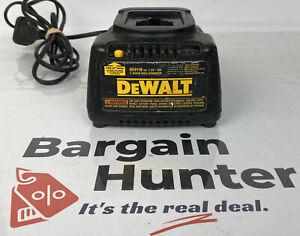 387 Dewalt Nicad plug 7.2v-18v Battery Charger DE9116-XE Mains 240V