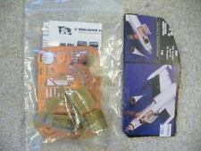 1/48 Verlinden #1637 F-104C Resin & Photo-etch Detail Set