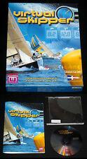 VIRTUAL SKIPPER Pc Versione Ufficiale Italiana Big Box ••••• COMPLETO