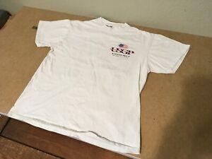 1993 Untied States Motorcycle Grand Prix - Laguna Seca - T shirt - Oneita USA M