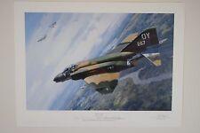 "Air Force Association - Anniversary Art Print ""Olds Flight"""