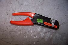 THOMAS & BETTS WT440 RATCHET HAND CRIMP TOOL INTERCHANGEABLE DIE FRAME