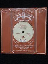 """Bloodstone - Natural High / Morris Albert - Feelings 7"""" Vinyl Old Gold OG 9360"""