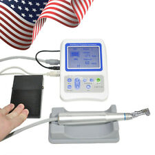 USA ship Dental Endodontic Root Canal Treatment Electric Endo Motor Contra Angle
