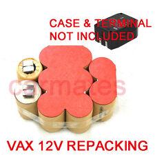 Battery For VAX Genius Sweeper VAC Aladdin VR-360 12V 2.0Ah Ni-MH Vacuum Cleaner