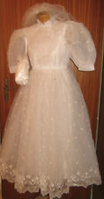 Abito Comunione/Damigella/Communion Dress Maid/Tg.42/Donna Italy/1980/Wedding