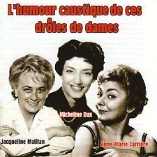 238 // Jacqueline Maillan - Micheline Dax – Anne Marie Carrièr
