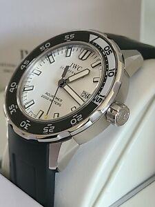 IWC Aquatimer White Men's Watch - IW356811