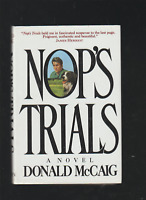Nop's Trials: A Novel by McCaig award-winning author of Jacob's Ladder Hardcover