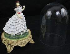 1993 Scarlett's Heritage Gone with the Wind Figure with Glass Dome