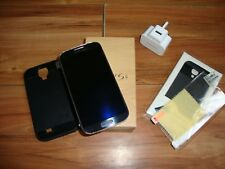 Samsung Galaxy S4 GT-I9505 - 16GB - Black Mist (EE) Smartphone - NOT 1 SCRATCH