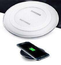 White OEM  Fast  Wireless Charger Stand For Samsung Galaxy S7 S8 S9 Plus Note 8