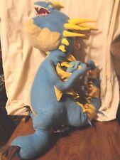 "Big Dreamworks How to Train Your Dragon Nadder Pillowtime Pal 24"" Plush"
