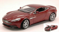 Aston Martin Vanquish 2012 Amarant 1:24 Model 0295 WELLY