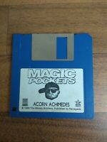 Magic Pockets for Archimedes Acorn RISC OS Computers Floppy Disc Only
