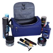 Mens Hanging Travel Toiletry Kit Wash Bag Shaving Case Waterproof Cosmetic Bag