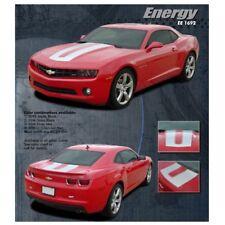 Chevrolet 5th Generation Camaro Energy Graphic Kit - Carbon Fiber Texture