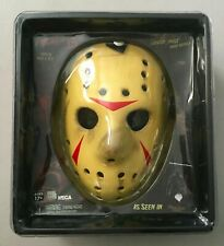 NECA Friday the 13th 3D Part III 3 Jason Voorhees Prop Replica Hockey Mask Mint