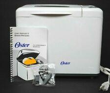 NEW Oster Bread Dough Maker Machine 58-Minute Expressbake 2 lb Model 5834 White