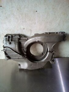 VW type 2, type 4 aircooled engine engine fan housing cooling flaps bay window.