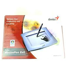 GENIUS MousePen 8x6 Graphic Tablet BRAND NEW!