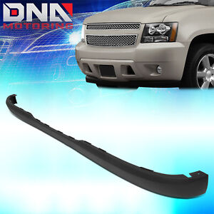 FOR 2007-2014 CHEVY SUBURBAN 1500 TAHOE FRONT BUMPER VALANCE LOWER AIR DEFLECTOR