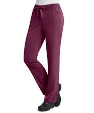 """Maevn Pure Souple 7902 Femmes Réglable Conique Évasé Yoga Pantalon 28 """" Petite"""
