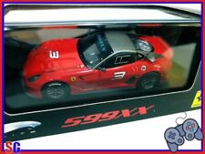 Hot Wheels Elite Ferrari 599xx 143rd Scale Red