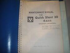 Mazak Qs30 Cnc Lathe Maintenance Manual