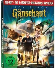 Gänsehaut - Digibook Blu-ray (+ DVD) Limited Edition - NEU OVP