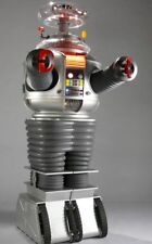 Vintage 1960s Lost in Space Robot, Flat Flexible Refrigerator Magnet, 40 MIL