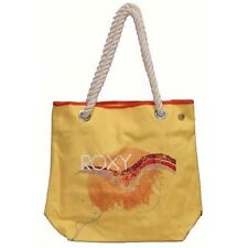 ROXY PV Cove Sunset Gold Organic Cotton Tote - END OF SEASON SALE